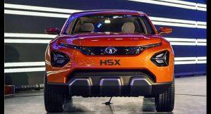 Tata H5X SUV Details
