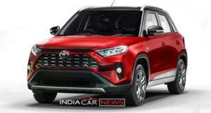 Toyota Compact SUV