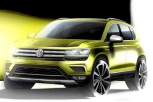 Volkswagen New SUV
