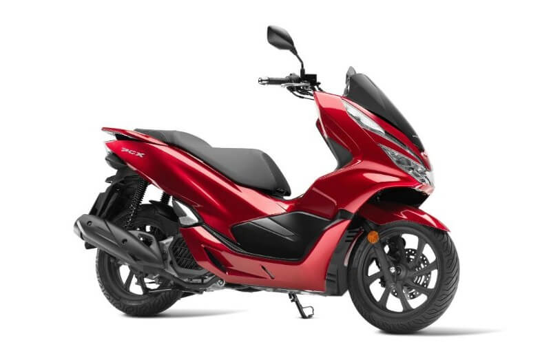 2018 Honda PCX 125 Features
