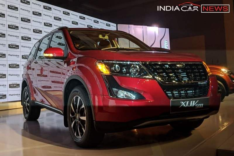 2018 Mahindra Xuv500 Facelift 5 Things You Need To Know