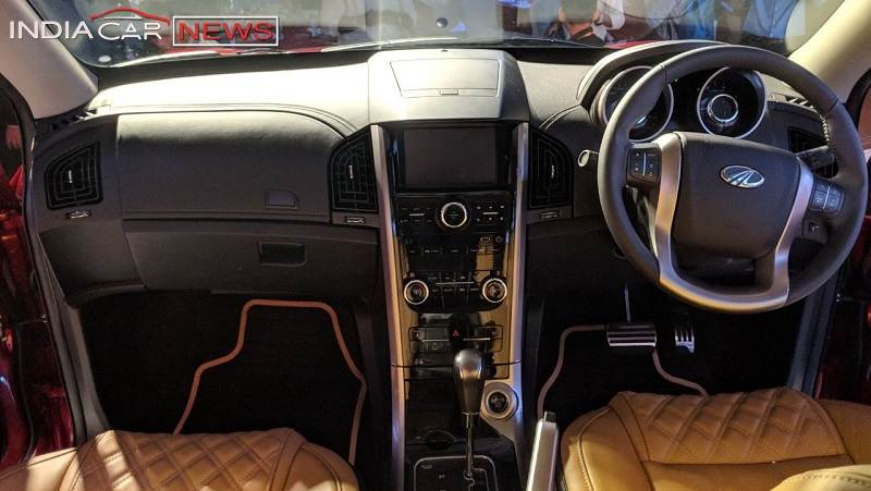 2018 mahindra xuv500 price mileage specs interior review. Black Bedroom Furniture Sets. Home Design Ideas