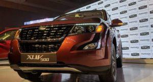 2018 Mahindra XUV500 Price In India