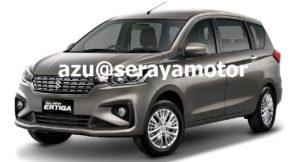 2018 Maruti Ertiga Design Leaked