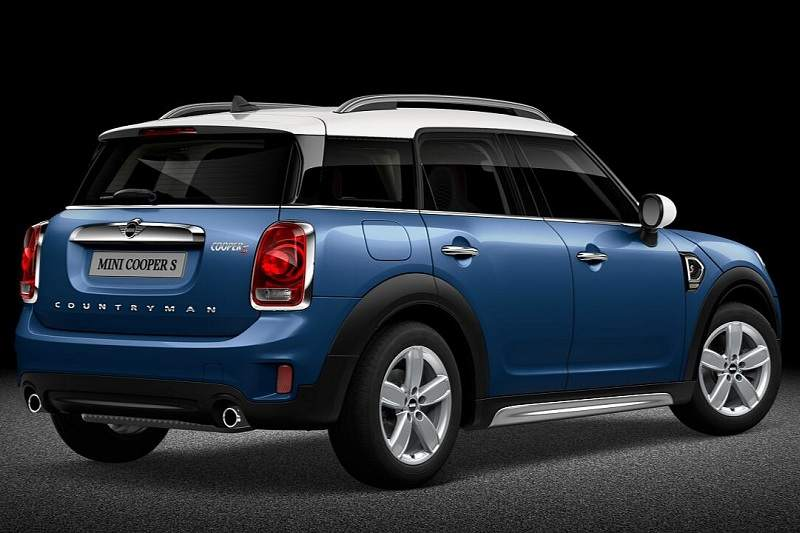 2018 Mini Countryman Price In India