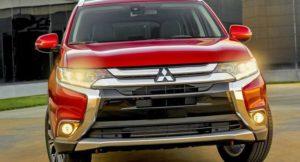 2018 Mitsubishi Outlander Price in India