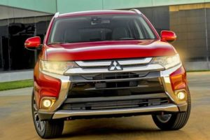 2018 Mitsubishi Outlander Price in India