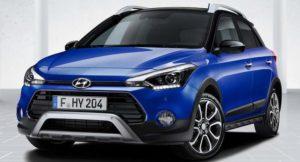 2019 Hyundai i20 Active Features