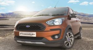 Ford Freestyle Online Bookings