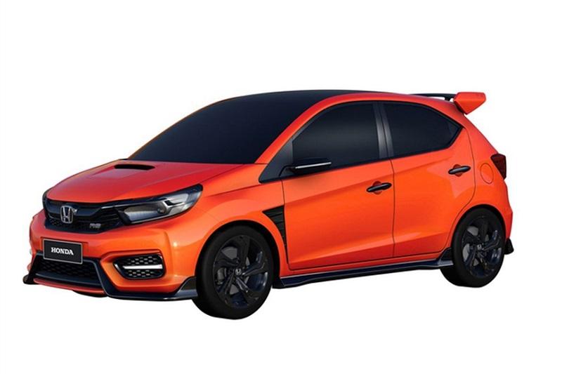 Honda small rs concept next gen brio unveiled for Honda small car