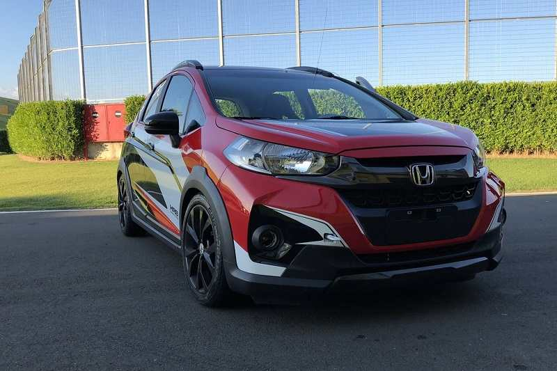 Honda Wrv Turbo Exterior Interior Picture Gallery