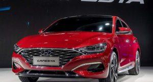 Hyundai Lafesta Sedan