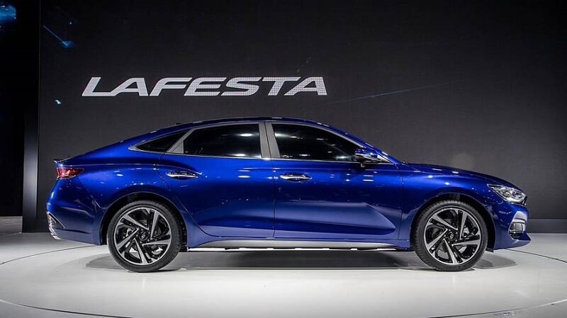 Hyundai Elantra Coupe >> All-New Hyundai Lafesta Sporty Sedan Makes Global Debut!