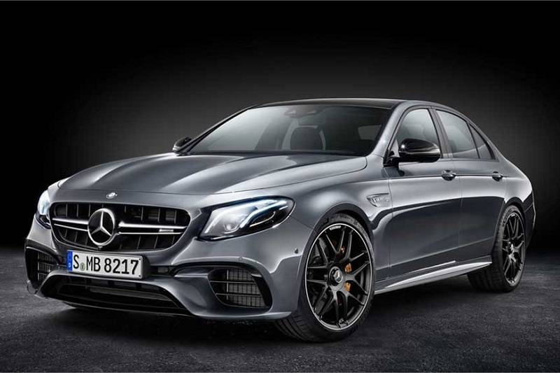Mercedes-AMG E63 S 4MATIC + India Features
