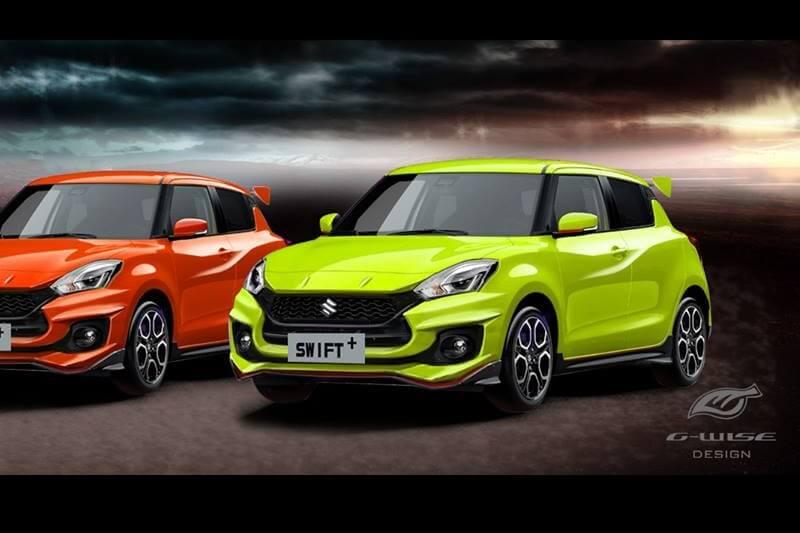 This Modified New Maruti Suzuki Swift Is A Looker!