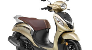 New Colour Yamaha Fascino