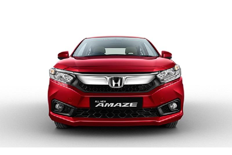 New Honda Amaze Details