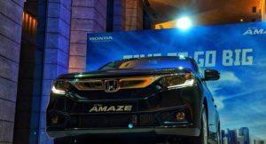 New Honda Amaze Features