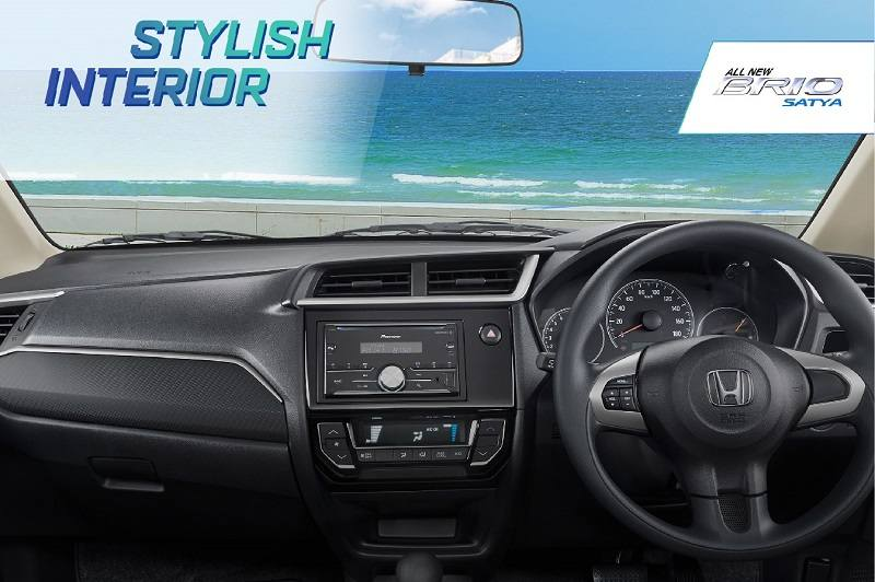 New Honda Brio 2019 Price Launch Specifications Images