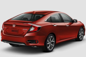 New Honda Civic 2019 India price