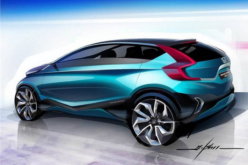 honda to launch two new suvs in india report. Black Bedroom Furniture Sets. Home Design Ideas