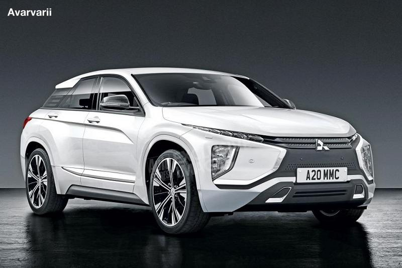 Next-Gen Mitsubishi Lancer To Get Crossover Look - Report