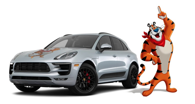 Porsche Macan Tiger