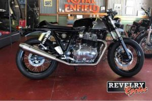 Royal Enfield Continental GT 650 New Colour