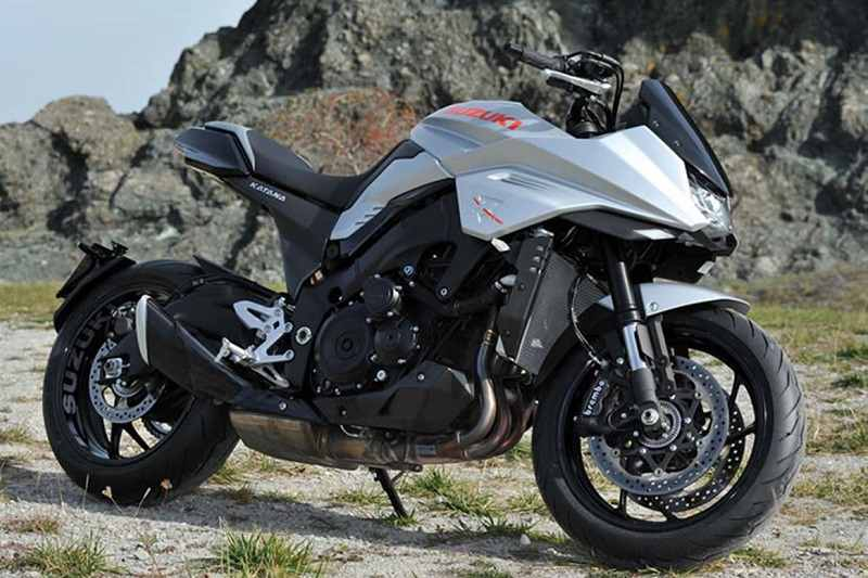 Suzuki Katana Motorcycles