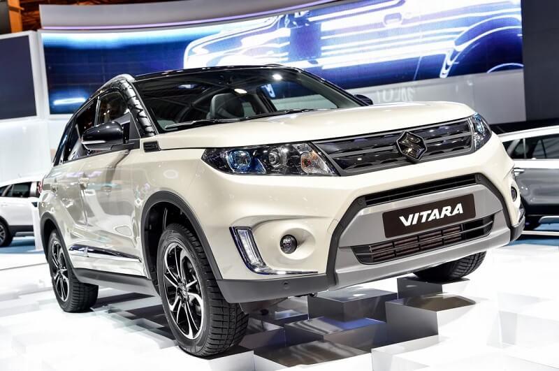 Suzuki Vitara India