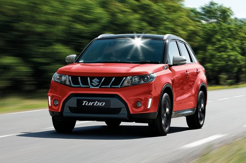 Suzuki Vitara India - Upcoming Cars Under 15 Lakhs