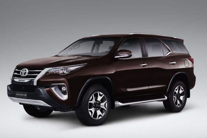 Toyota Fortuner Diamond Edition