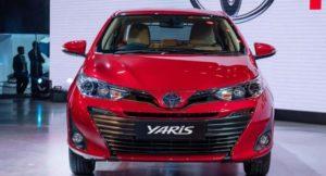 Toyota Yaris India