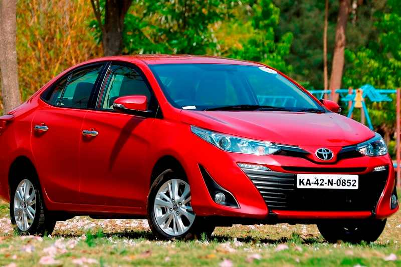 Toyota Yaris Price List