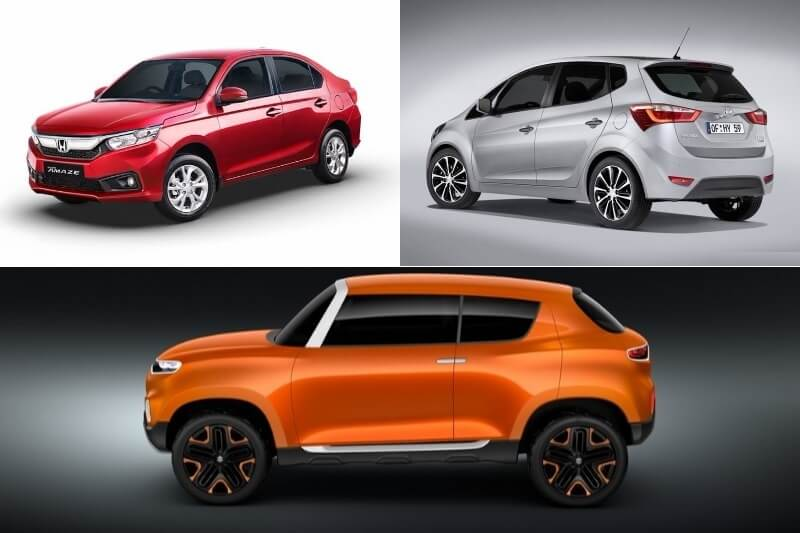 Upcoming Affordable Automatic cars