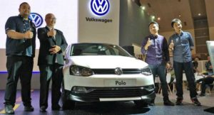 Volkswagen Polo VRS Features