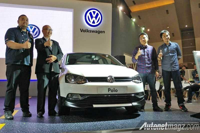 Volkswagen Polo VRS Features