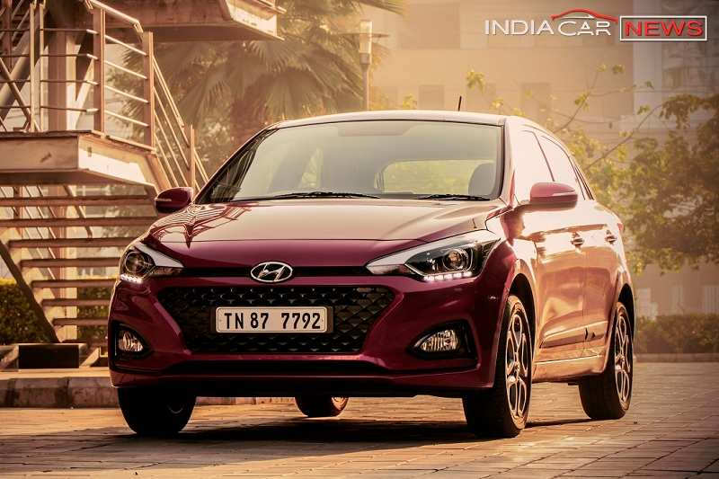 2018 Hyundai Elite I20 Facelift Price Specs Images Features
