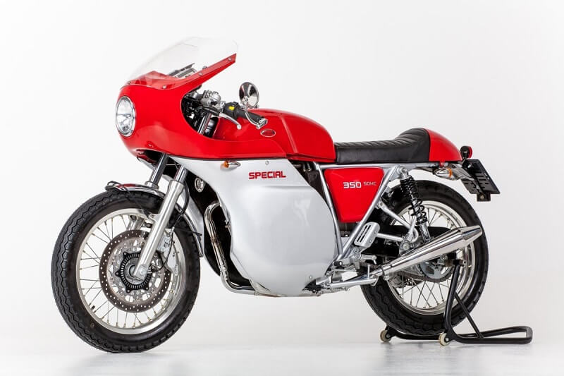 2018 Jawa 350 Special