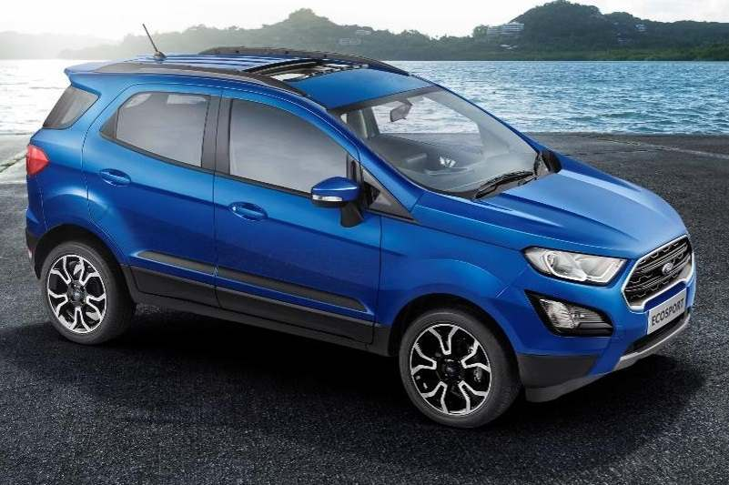 Ford EcoSport Signature Edition