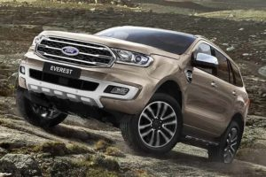 New Ford Endeavour 2019 Features