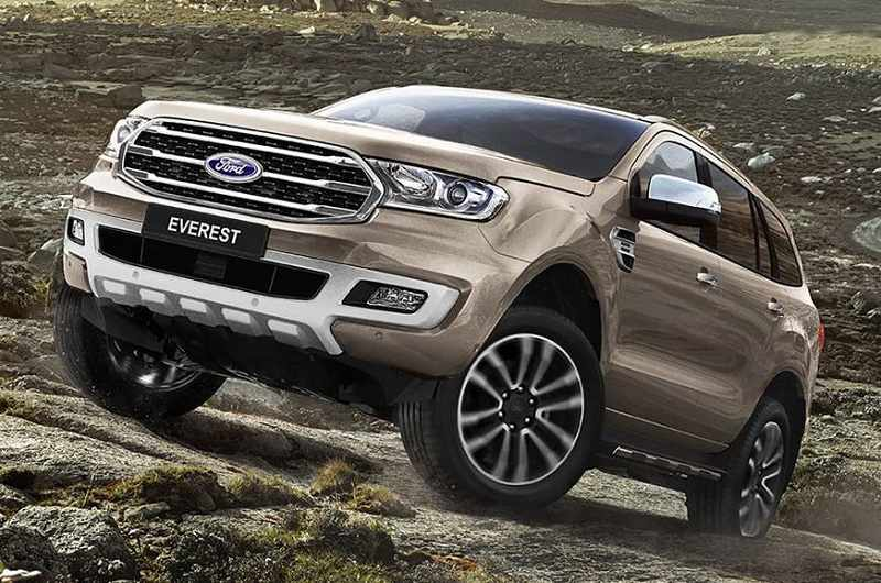 2018 Ford Endeavour Features