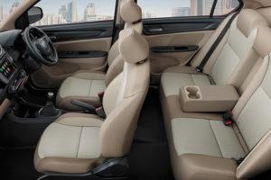 Honda Amaze Rear Space (1)