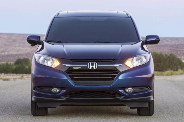 Honda HRV India