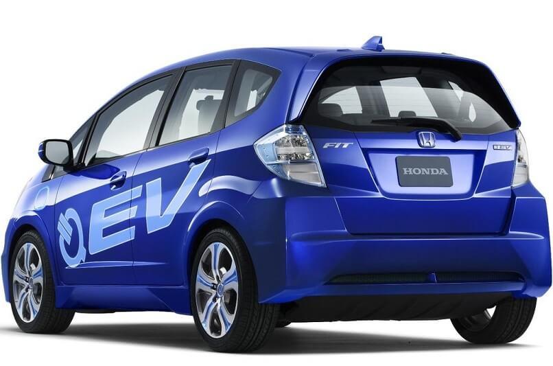 Honda Jazz Ev Concept