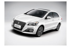 Maruti Ciaz Facelift Changes
