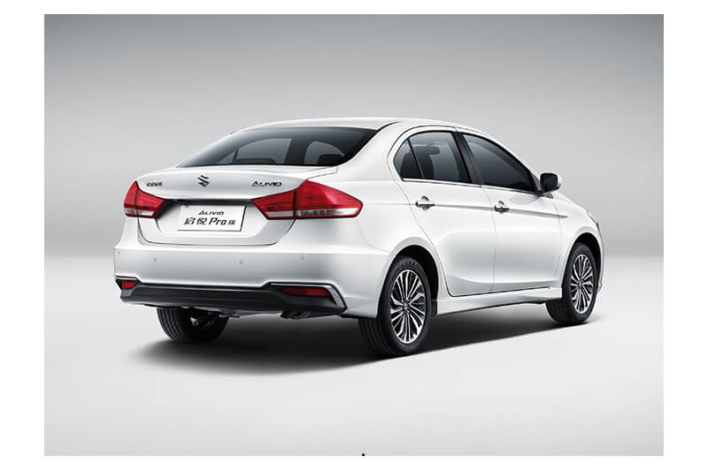 Maruti Ciaz Facelift Changes Rear