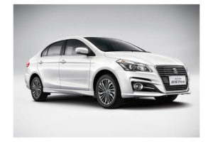 Maruti Ciaz Facelift Changes front