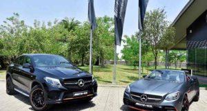 Mercedes-AMG SLC 43 RedArt Edition