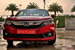 New Honda Amaze 2019 road test Review